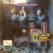The Supremes(Vinyl LP 1st Issue)Sing Rodgers & Hart-Ex/Ex