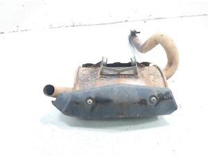 19 Can Am Renegade 850 Exhaust Muffler Silencer Can