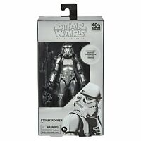 "Star Wars The Black Series Carbonized Stormtrooper 6"" Action Figure PRE-ORDER"