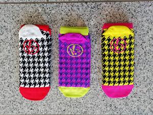 "ZUMBA® Top Socken, ""I Run This Socks"" (3Stk.), ""Multi"", NEU"