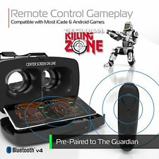Dream Vision Pro VR Smartphone Bluetooth Headset/Game Controller and Video Game