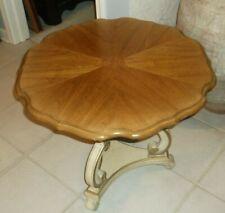 Thomasville Round Tri Pedestal Accent Table