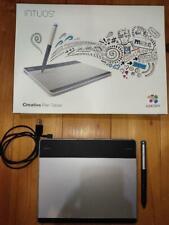 WACOM Intuos CTL-480 Small Creative Pen Tablet  Digital Works Japanese