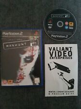 Manhunt Game PS2 PlayStation 2