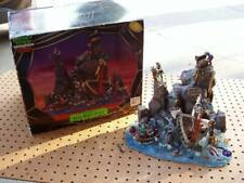 LEMAX HALLOWEEN SPOOKY TOWN DEAD MAN'S POINT PIRATE TABLE ACCENT NICE + ISSUE
