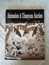 Profiles In History May 5 2018 Animation & Disneyana Auction