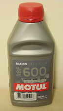 Motul RBF600 DOT4 Racing Brake Fluid 500mL For VW Skoda Nissan Toyota Mazda Audi
