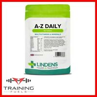 Lindens Multivitamin A-Z Daily 90 Tablets, Multivitamins & Minerals