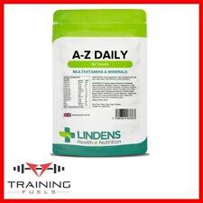 Lindens Multivitamin A-Z Daily 90 Tablets, Multivitamins & Minerals
