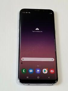Samsung Galaxy S8 Plus-G955U-64GB-Gray-AT&T Unlocked-ScrnBrn/DeadPxls -OC164