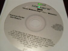 IDOL MAKERS KARAOKE IM025 TOWN WITHOUT PITY THRU WATERLOO CD+G