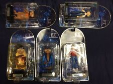 E.T. The Extra-Terrestrial Limited Edition Figures