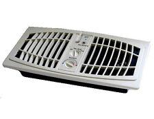 4 x 10 Almond Register Vent Booster Fan