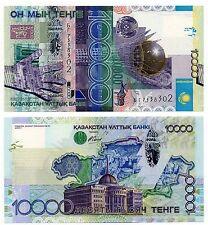 10000 Tenge 2006 Kazakhstan Hybrid Polymer banknote UNC - CONSECUTIVE NUMBERS