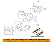 FORD OEM 00-07 Focus Brake-Rear-Repair Kit 6S4Z2A225B