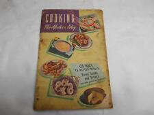 Old Vtg 1948 PLANTERS PEANUT Cookbook COOKING THE MODERN WAY Recipes Cook Book