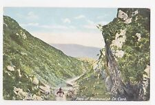 Keamaneigh Pass,County Cork,Ireland,Horse Drawn Wagon,c.1909