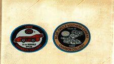 Nice Set Of 2 Australia Joy Coal Mining Stickers # 1061