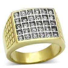 18 Carat Stone Rings for Men