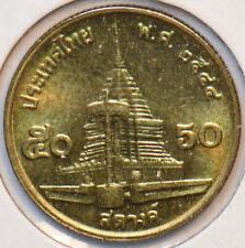 Thailand 1987 2000 50 Satang 150623 combine