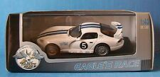 DODGE CHRYSLER VIPER GTS-R #5 PRESENTATION UNIVERSAL HOBBIES 1/43 EAGLE'S RACE