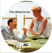 BICKERSONS, THE (43 SHOWS) OLD TIME RADIO MP3 CD