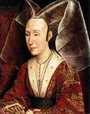 Weyden Isabella Of Portugal A4 Print