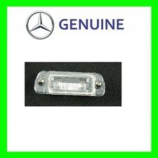 NEW OEM MERCEDES ML R-Class W251 W164 05-12 License Plate Light Lens A2518200166