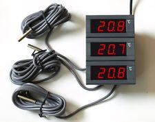 Temperatur Überwachung / Monitoring / Anzeige Heizungsanlage Solaranlage Puffer_