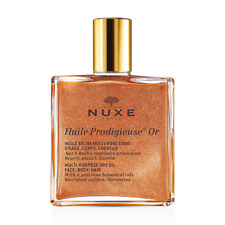 NUXE Huile Prodigieuse OR Multi-Usage Dry Oil - Golden Shimmer 10ml