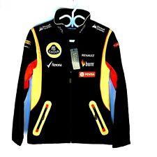 NWT Official Lotus F1 Formula 1 Racing Renault Team Fleece Jacket Womans M