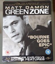 Green Zone STEELBOOK - NEW, Blu-Ray