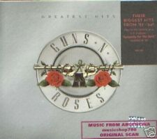 GUNS N' ROSES GREATEST HITS BEST SEALED CD AND
