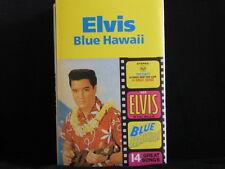 Blue Hawaii. Film Soundtrack. Cassette tape. 1961. Elvis Presley. Australia.