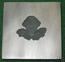 Graphite Glassblowing Lampwork 3D Cherub Glass Mold