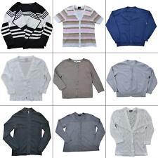 Lot 10 Womens Button Up Cardigan Sweaters Size Large Light & Warm Mixed Bundle