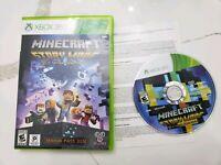 Minecraft: Story Mode -- Season Pass Disc (Microsoft Xbox 360, 2015)
