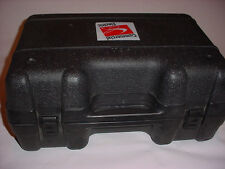 Heavy Duty Black Plastic Carrying Case Sports Auto Jewelry