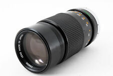 [As Is] Canon Fd 200mm f/4 Mf Lens from Japan