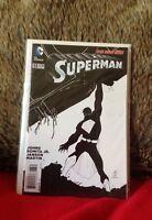 SUPERMAN # 33 JOHN ROMITA JR 1 in 50 VARIANT EDITION DC  COMICS
