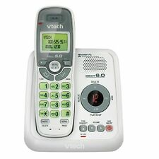 CS6124 VTECH Cordless Phone With Caller ID & Digital Answering Machine NEW