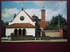 POSTCARD NORFOLK WALSINGHAM PILGRIMAGE CHURCH - HOLY SHRINE OF OUR LADY