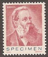 s252) Polen Probedruck SPECIMEN Engels ** Poland proof with SPECIMEN imprint MNH