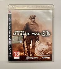 CALL OF DUTY MODERN WARFARE 2 - PS3  ITA
