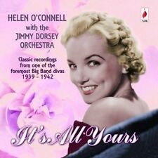 Helen O'Connell - It's All Yours [New CD]