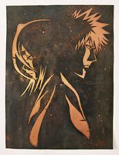 Bleach Anime Gift Metal Wall Art Print Poster Artwork Decor