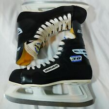 Bauer Impact 30 Roller Ice Skate Size 8M - Icm Comp - Authentic