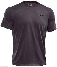 Under Armour Tech manga corta camiseta T-Shirt Carbón Heather XL