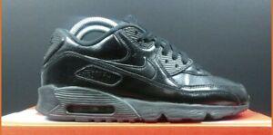 Nike Air Max 90 Leather /Gr. 40/ / Schwarz