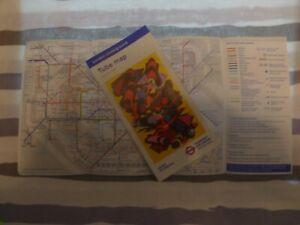 London Underground DECEMBER 2020 Pocket Tube Map